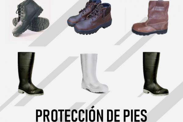 PROTECCION DE PIES