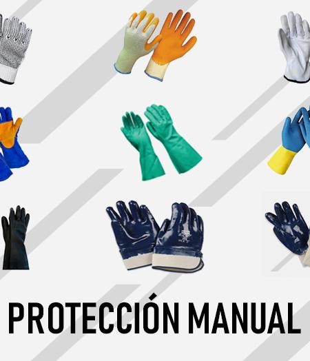 PROTECCION MANUAL